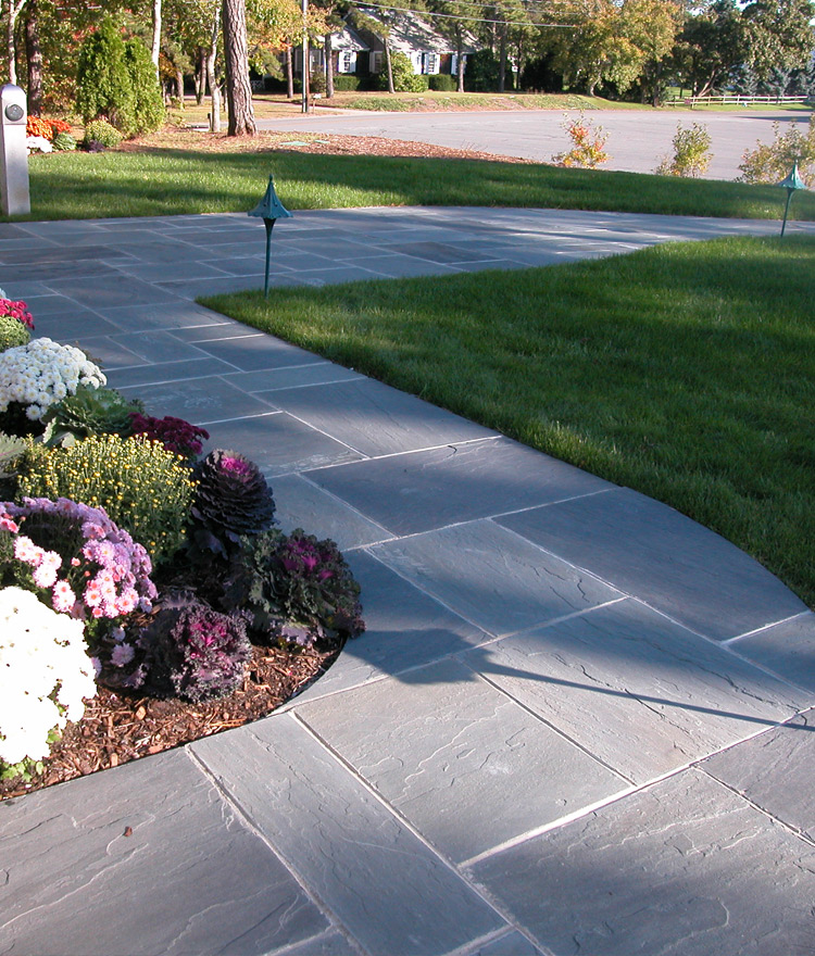 Bluestone Pavers Pa Ny Ct Natural Cleft Snstone