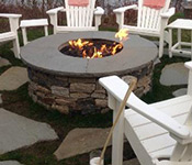 outdoor fire pits ma