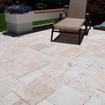 travertine pavers cape sands patio