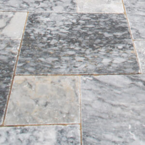 sea mist marble pavers