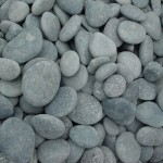 black beach pebbles wholesale stone