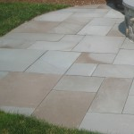 bluestone pavers thermal variegated