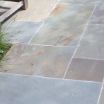 bluestone pavers natural cleft variegated patio