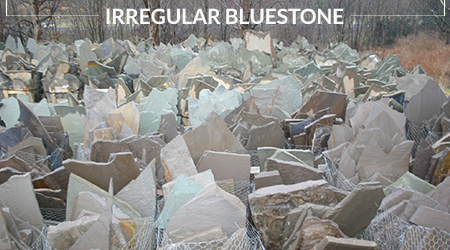 bluestone pavers irregular