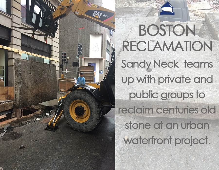 Reclaimed Granite | Wholesale | Quarry Direct | Sandy Neck Stone