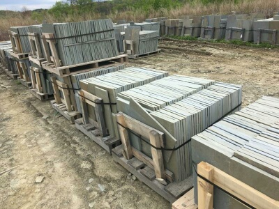 Bluestone Pavers Whole