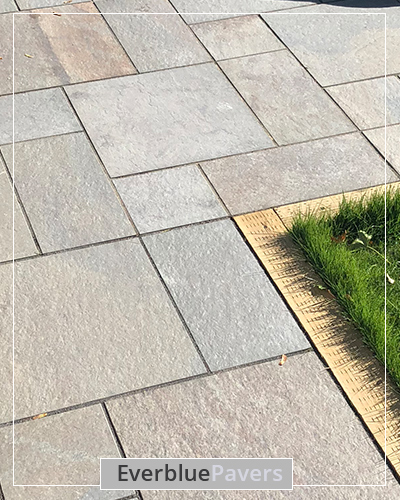 wholesale porcelain pavers blue